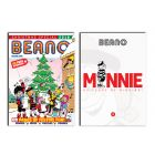 Minnie the Minx & Beano Christmas Special Pack