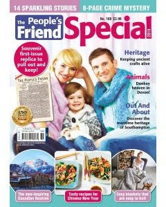 The People's Friend Special Subscription
