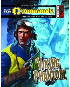 Commando Comics Subscription