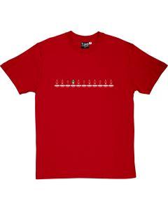 Aberdeen Table Football T-Shirt