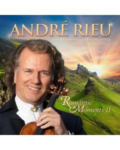 André Rieu Romantic Moments II CD/DVD