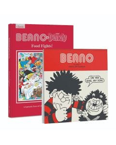 Beano Classic Calendar 2019 and The Beano & Dandy Gift Book 2019