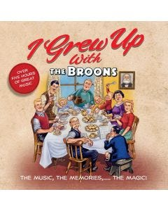 I Grew Up With The Broons CD