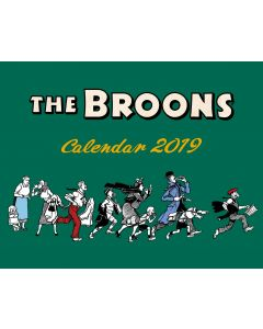 The Broons Calendar 2019