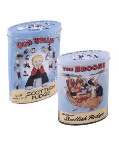 The Broons & Oor Wullie Fudge