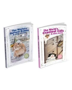 The World's Craziest Cats & Daftest Rabbit Short Stories