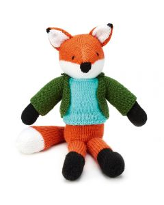 Freddy The Fox Knit Kit