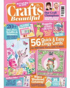 Crafts Beautiful Magazine Subscription