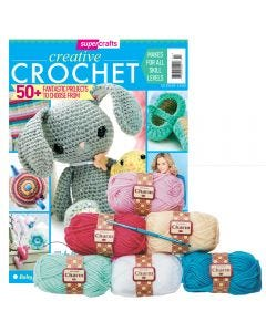 Creative Crochet Bookazine