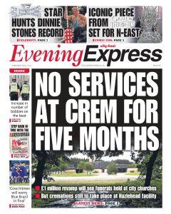Evening Express Subscription
