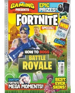 110% Gaming Presents Fortnite