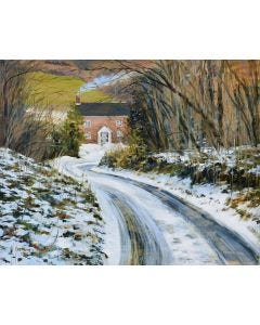 Game Keepers Cottage Jigsaw