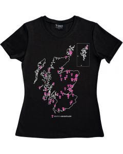 Gin Tour Ladies T-shirt