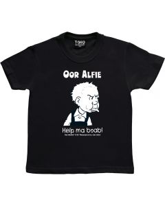 Oor Wullie Help Ma Boab Personalised Kids T-shirt