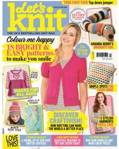 Let's Knit magazine subscription