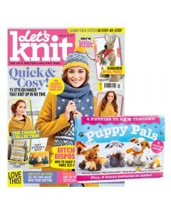 Let's Knit January 2019