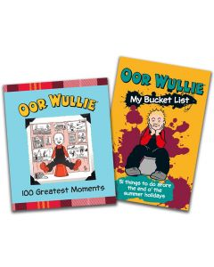 Oor Wullie Bucket List & 100 Greatest Moments