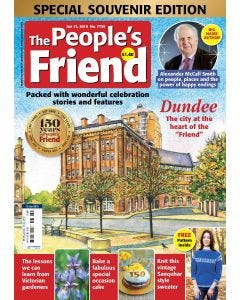 The People's Friend - 150th Special Souvenir Edition - 12th January