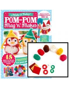 MIT 39 Christmas Pom Pom Issue