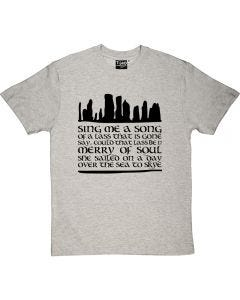 Outlander Skye Boat Song T-shirt