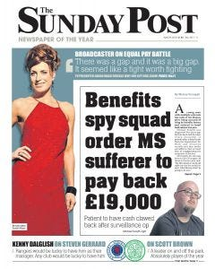 The Sunday Post Subscription - North Edition