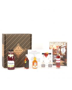 TippleBox Vodka Cosmopolitan Cocktail Set