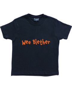 Wee Blether Kids T-shirt