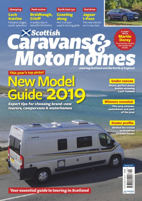 Scottish Caravans Issue 9 Cover 1 4