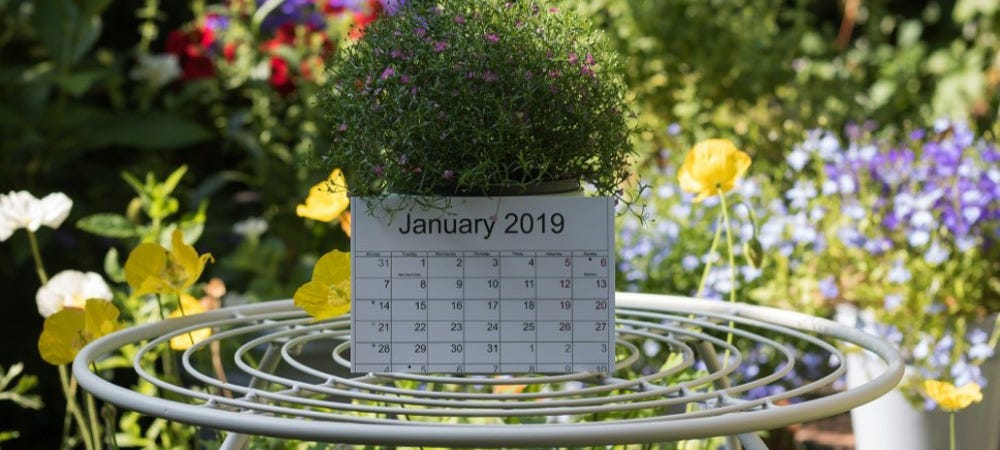 Jobs For January